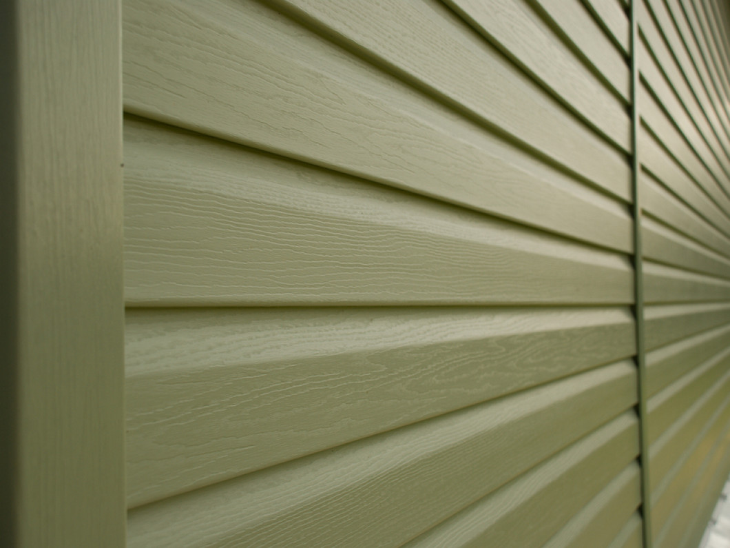 Great siding offers more than a boost in appearance